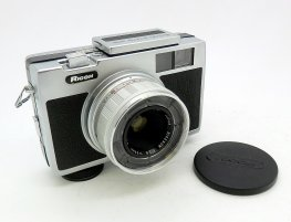 Ricoh Auto 126 Clockwork Camera #6895