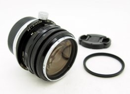 Leica R Mount Nikon 35mm F3.5 PC-Nikkor Shift Lens #7204