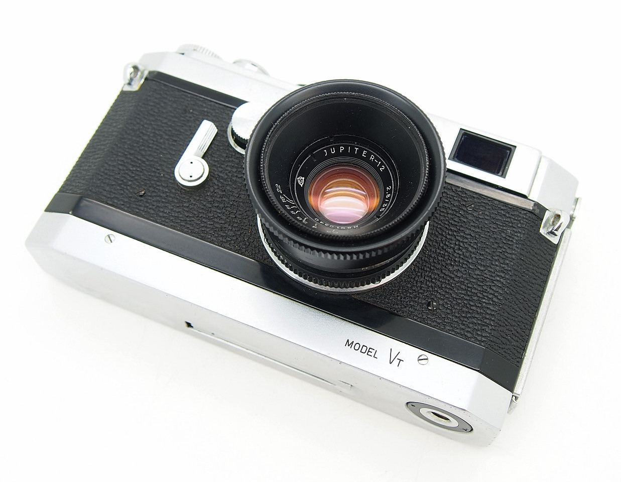 Canon VT with Russian 35mm F2.8 Jupiter-12 #8237