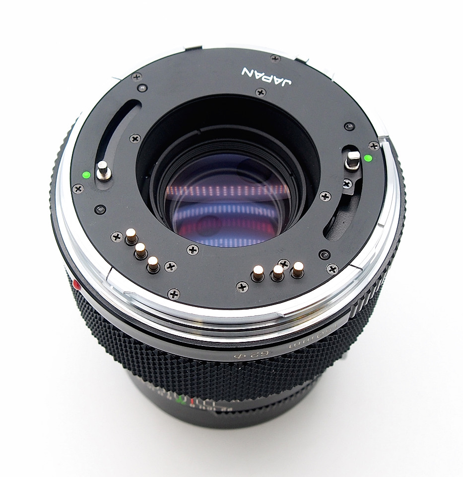 Bronica ETRS/i 150mm F3.5 MC Telephoto/Portrait Lens #7485M