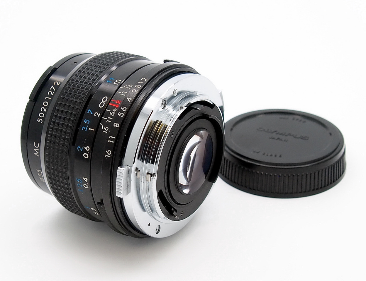 Olympus OM Mount Kiron Kino Precision 24mm F2 Wide Angle #7262