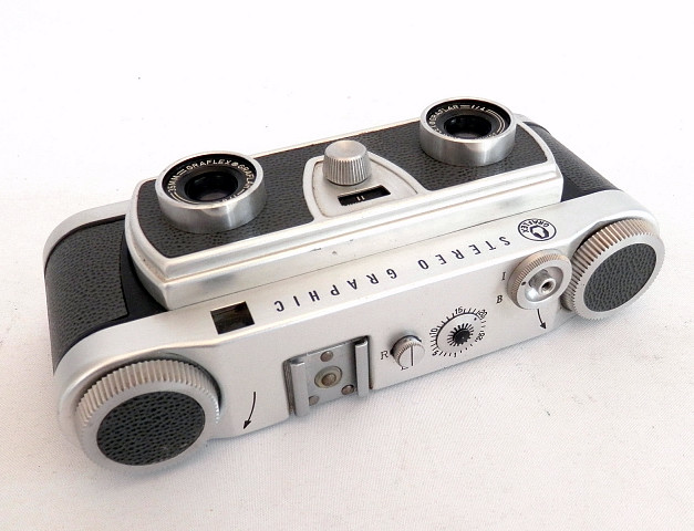 Graflex Stereo Graphic Mint - #6271 - Click Image to Close