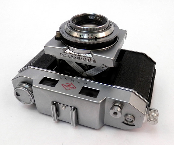 Agfa Karat 35mm Coupled Rangefinder #6114 - Click Image to Close