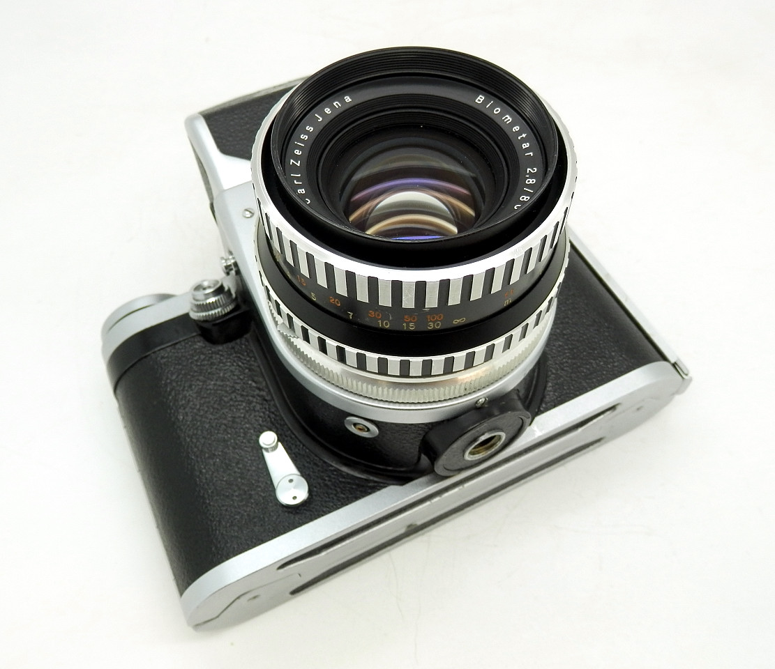 Praktisix with Zeiss Biometer 80mm F2.8 #6728 - Click Image to Close