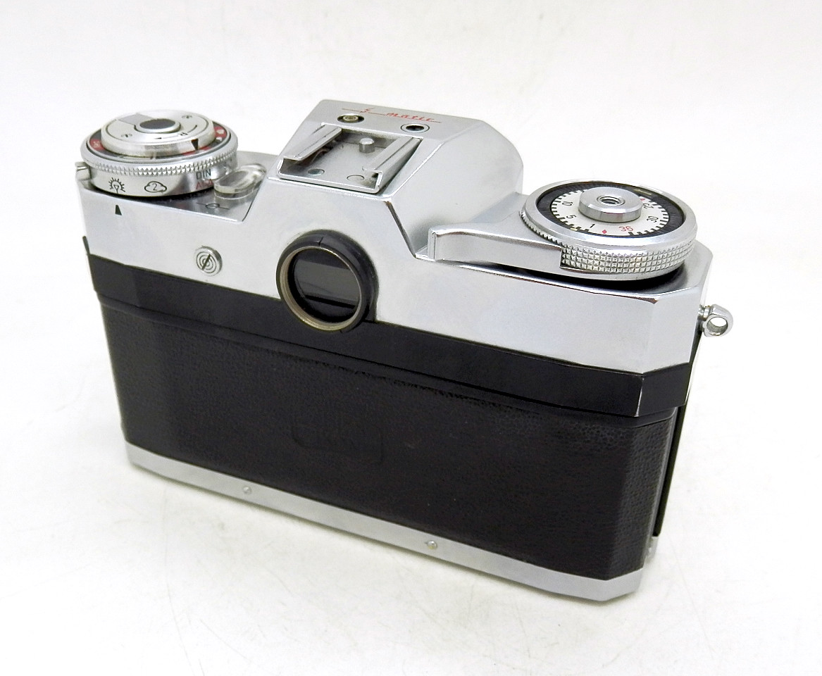 Zeiss Contaflex Super B Mint- #6726 - Click Image to Close