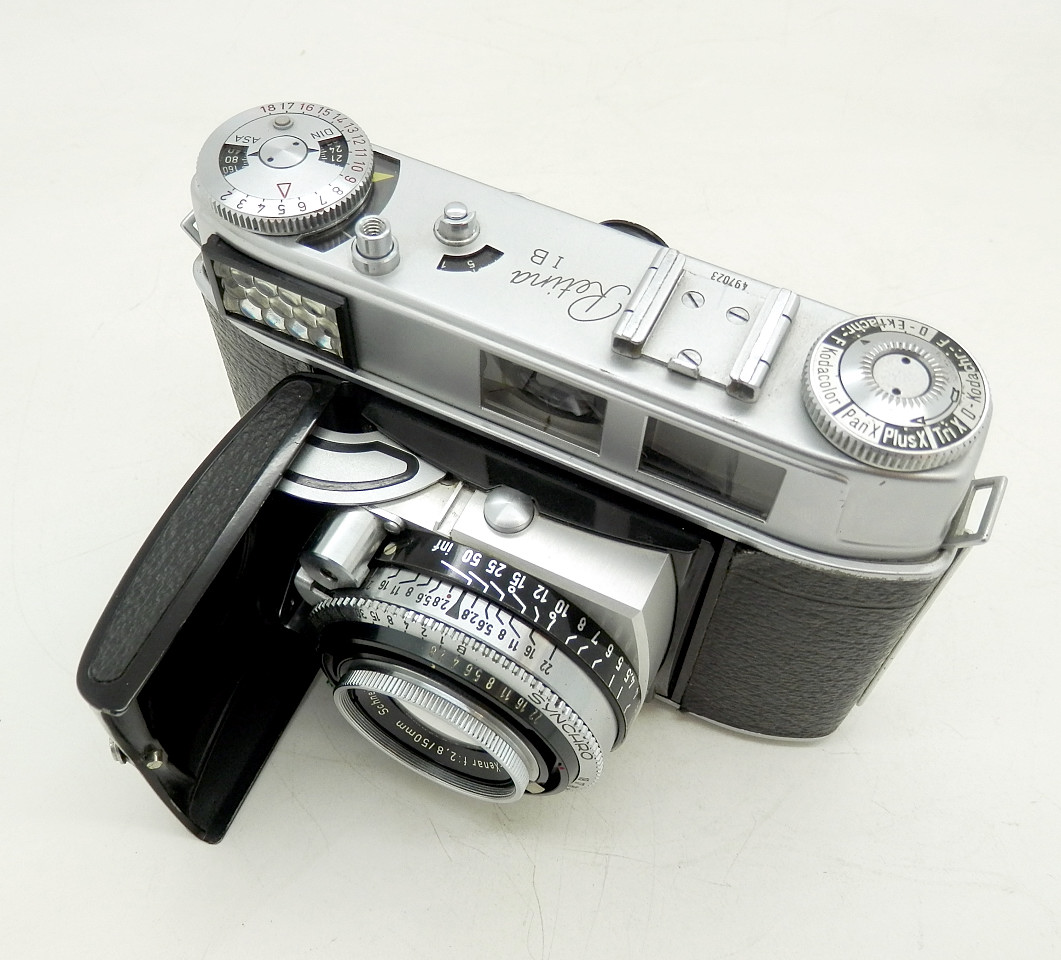 Kodak Retina 1B #6731 - Click Image to Close