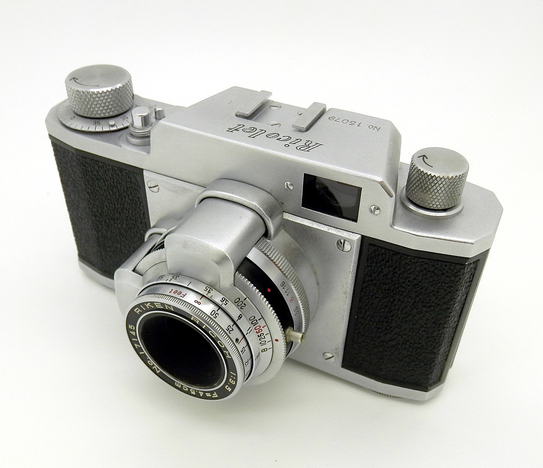 Ricoh Ricolet 35mm #6786 - Click Image to Close