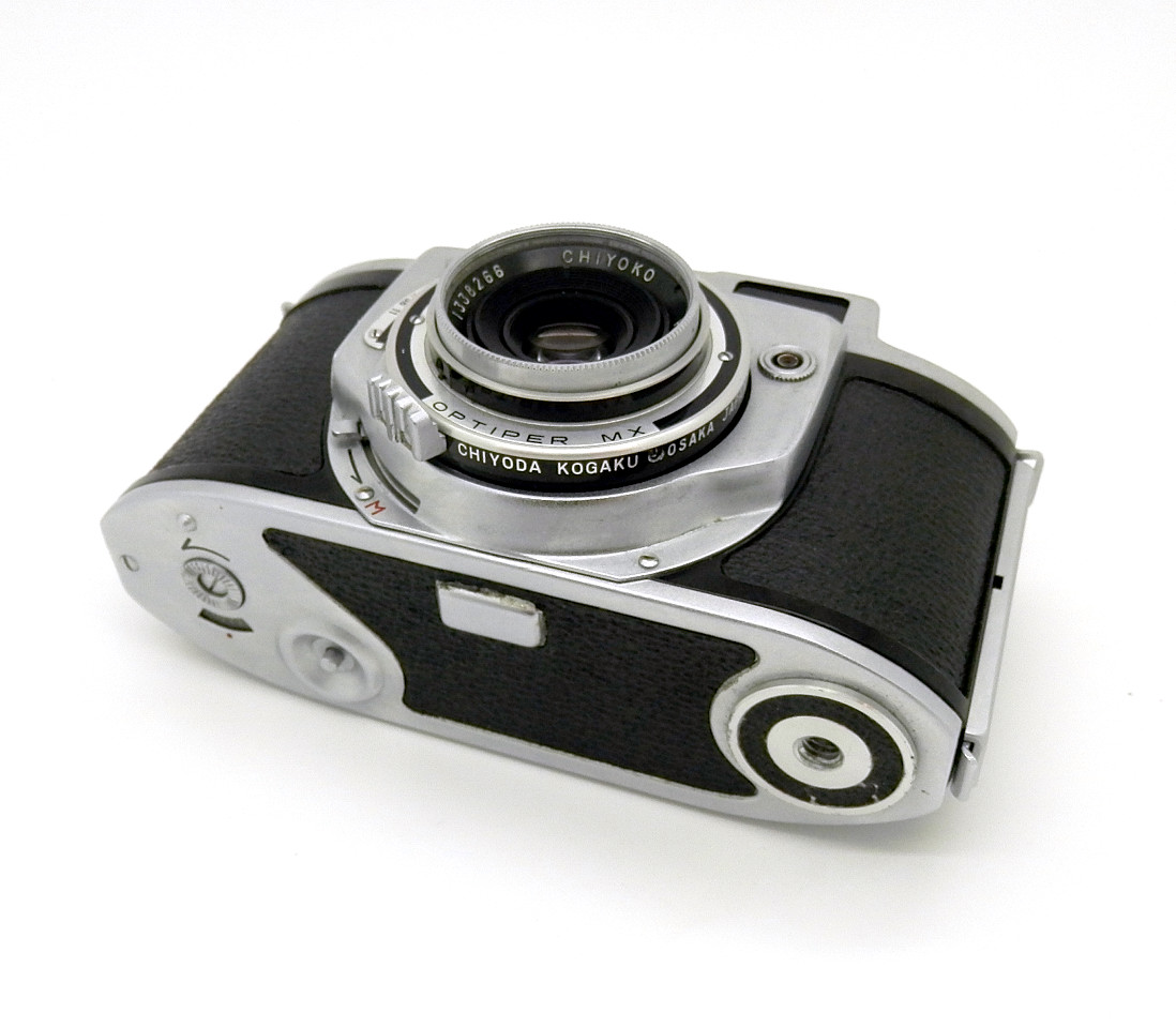 Minolta A 35mm Coupled Rangefinder #6765 - Click Image to Close