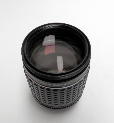 Pentax 135mm F2.5 Takumar PKM Bayonet Mount #5763 - Click Image to Close