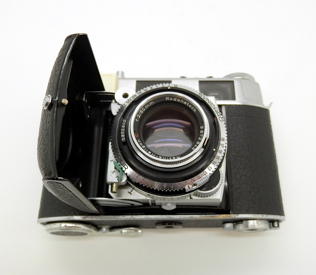 Kodak Retina 111C with Heligon, Mint #6782 RESERVED - Click Image to Close