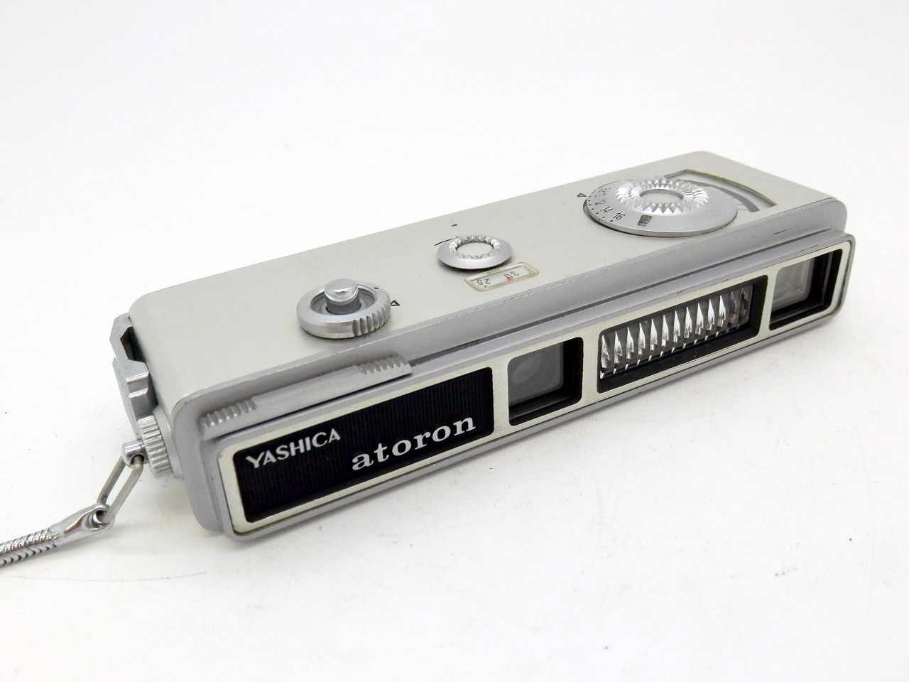 Yashica Autoron 16mm Spy Camera, Cased with Chain #6820
