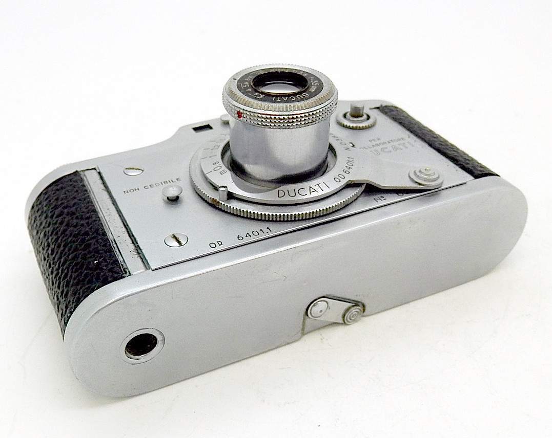 Ducati Sogno 35mm Coupled Rangefinder #6888 - Click Image to Close