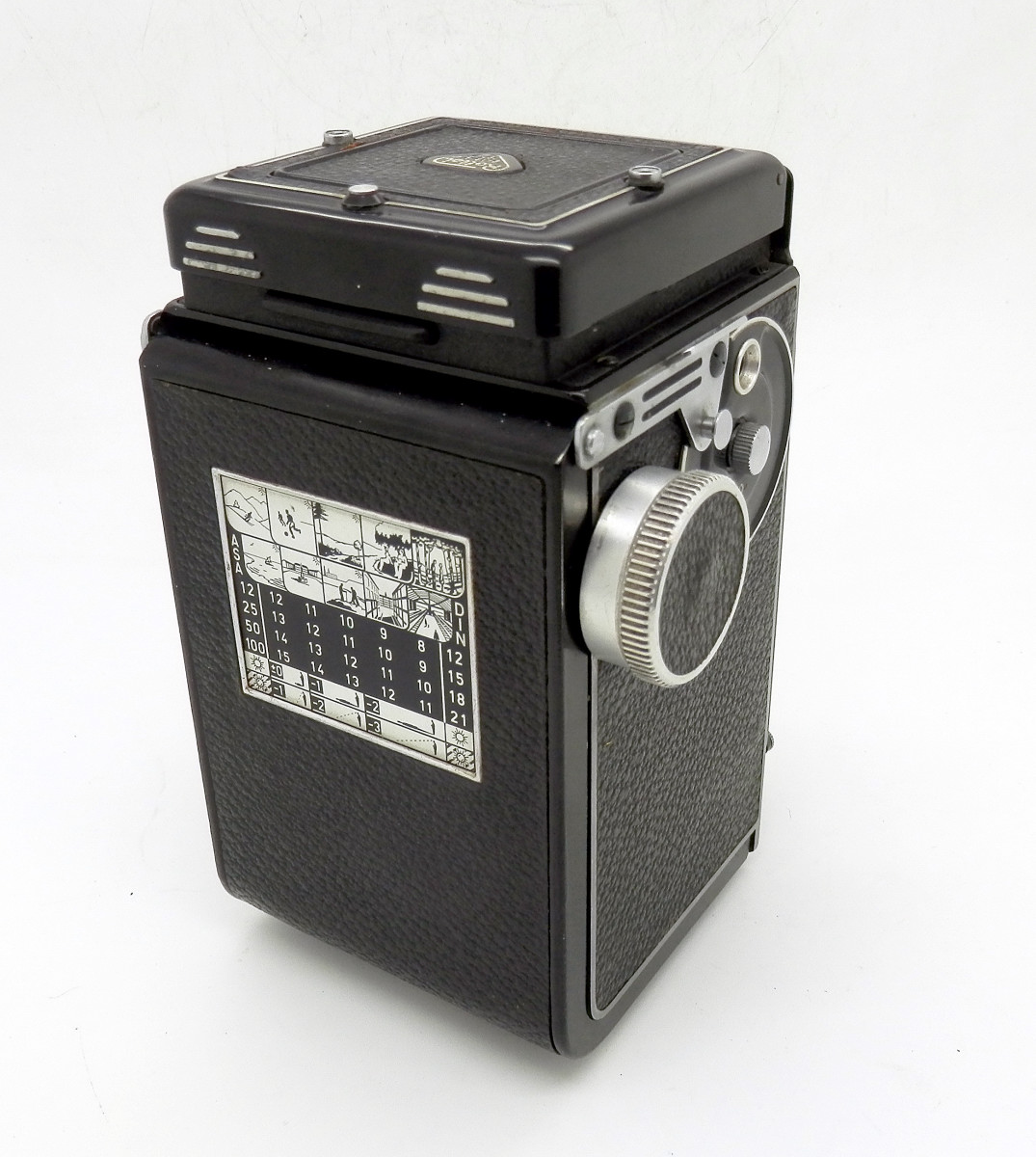 Rolleicord Va 6x6cm TLR #6591 - Click Image to Close