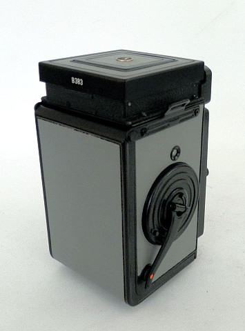 Seagull Big Twin 4 6x6cm TLR Mint & Boxed #6346 - Click Image to Close