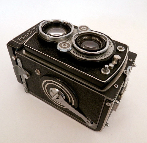 Rolleiflex Automat First Year of Production 1937 #6435 - Click Image to Close
