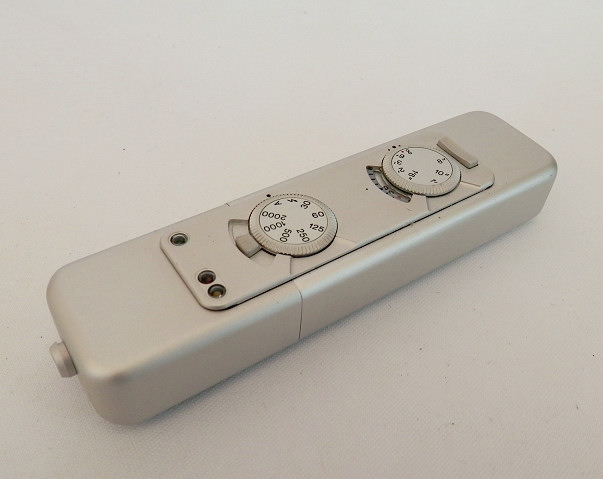 Minox LX Subminiature 16mm Chrome #6450 - Click Image to Close