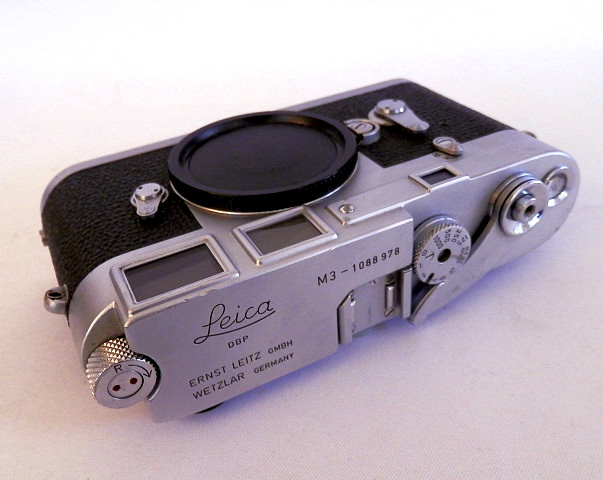 Leica M3, SW Body #6461 RESERVED - Click Image to Close