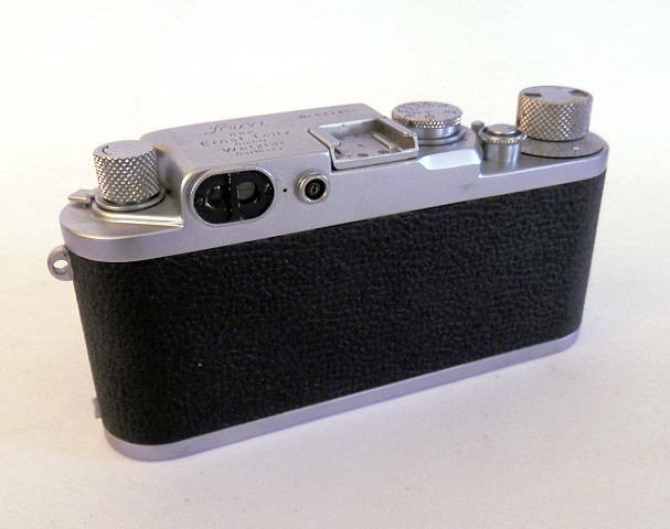 Leica 111F BD with Elmar 5cm F2.8 #6464 - Click Image to Close