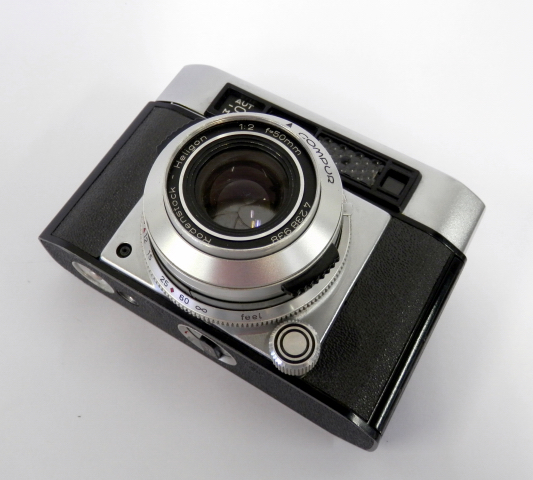 Iloca Automatic CRF with Heligon 50mm F2 #5524 - Click Image to Close